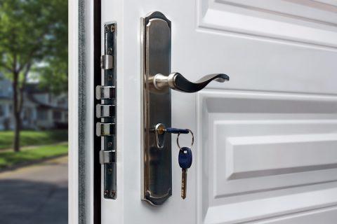 La différence entre bloc porte et porte blindée