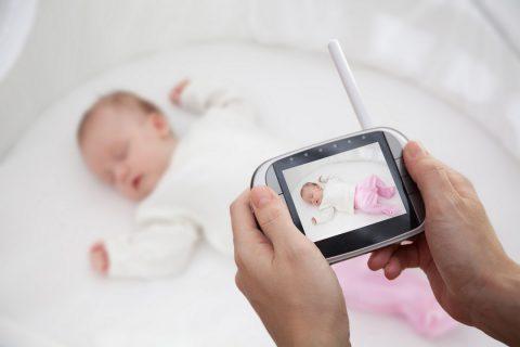 caméra surveillance pour bébé