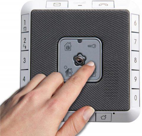 A quoi sert le clavier alarme ?